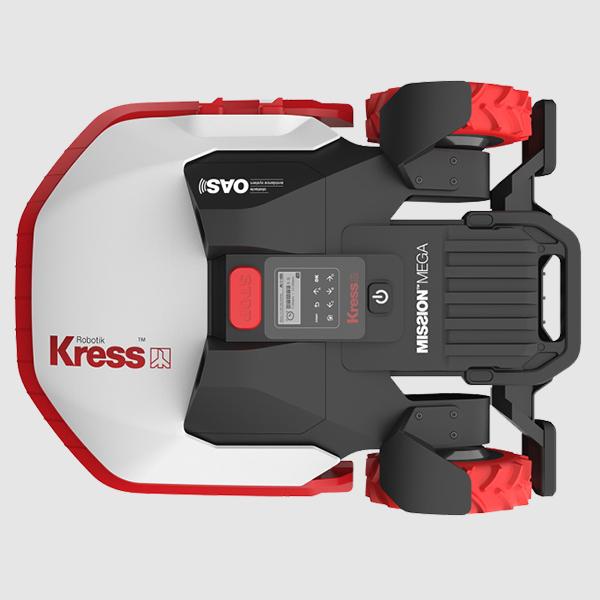 Kress Mega KR133E, KR136E