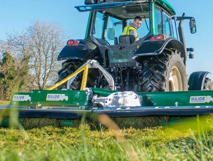 Major landwirtschaftliche Maschinen