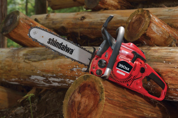 Shindaiwa 390SX Motorsäge Kettensäge
